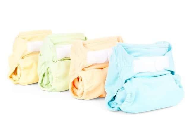 Clothed Diaper