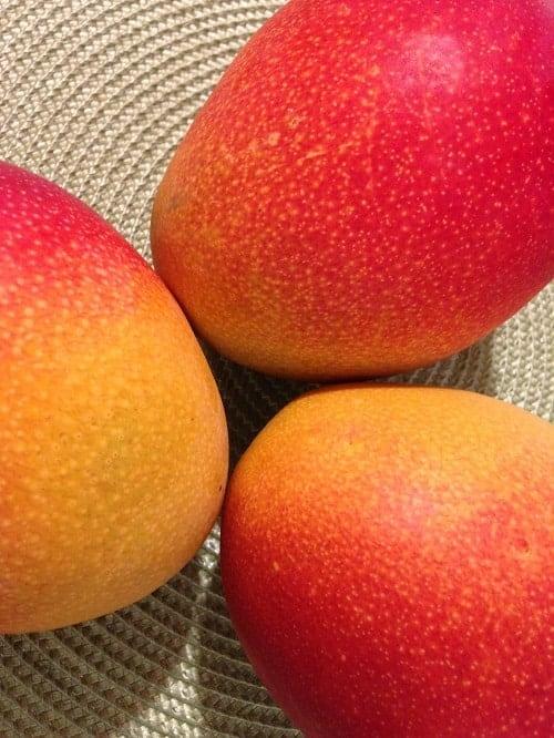 three apple mango