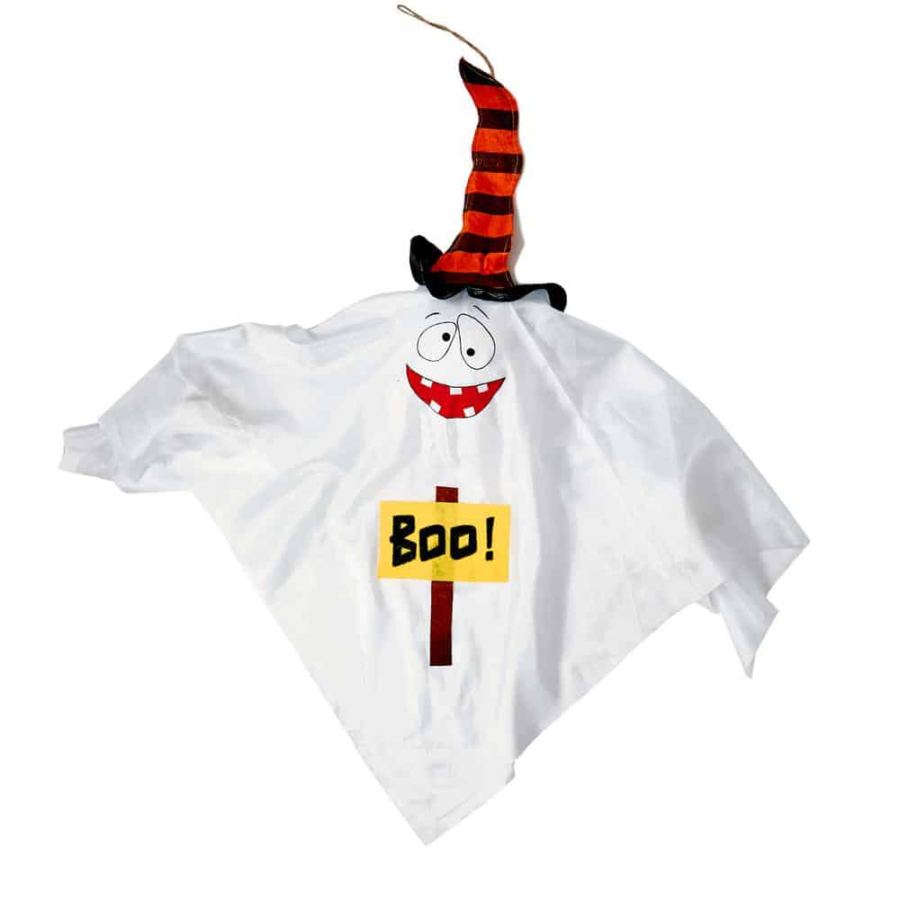 Funny Halloween ghost decoration